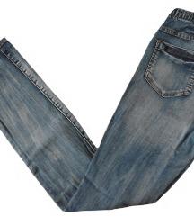 Jeans jeggings hlače