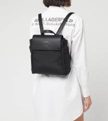 Karl Lagerfeld Women's K/Ikon Nylon nahrbtnik