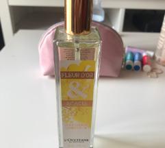 L'occitane Fleur d'Or & Acacia Olje za telo NOVO!