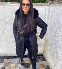 Zimska jakna plasc