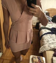 Roza obleka
