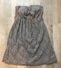 obleka , tunika kvačkano boho