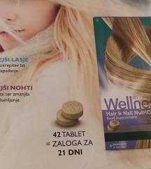 Nutrikompleks za lase in nohte