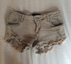 camo rjave kratke hlače +ptt