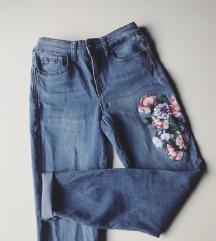 High waist jeans nove