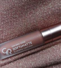 Golden rose Matt soft lipstick