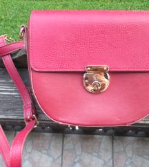 Accessorize bordo rdeča torbica