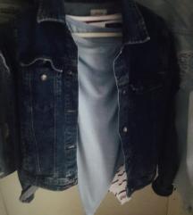 Znižam!!Nova Jeans jakna