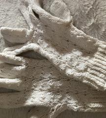 Pletene rokavice