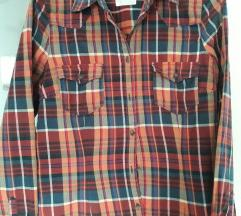 Karo srajca H&M