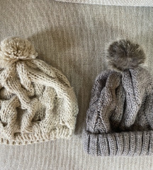 Pletene zimske kape