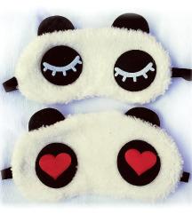 Panda spalna maska 2x