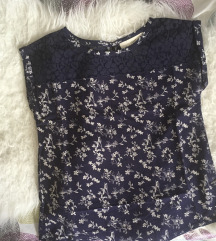 dekliška majica h&m
