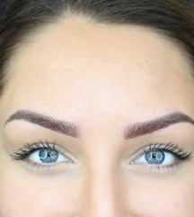 Iščem MODEL PERMANENT MAKE UP - POWDER BROWS