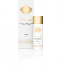 ZNIŽANO!!!!COCONUT TANNING SERUM FOR FACE AND BODY