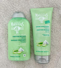 Nov Le Petit Marseillais šampon in balzam