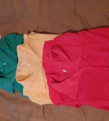 3 elegantne srajčke M