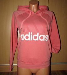 Adidas original hoody s stranskima žepoma (za S/M)