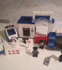 Igrače lego, playmobil - več setov
