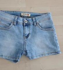 Jeans kratke hlače