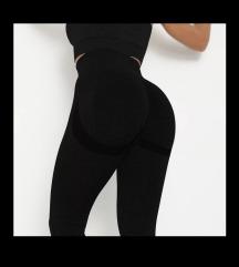 Highwaisted push up leggins