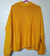 Bershka overzeid pulover XS/S