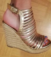 Zlate sandale/petke