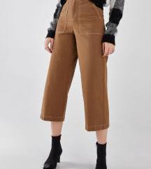 Žamete culotte hlače (znižano 5eur)