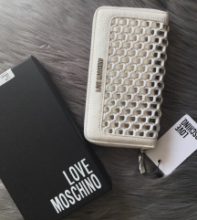 Moschino denarnica (nova, original)