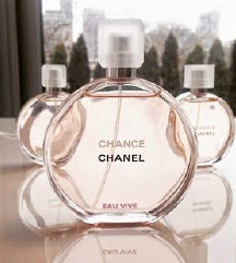 Chanel vive- original nov z racunom