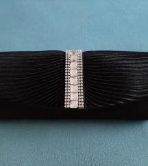 Elegantna torbica, črna
