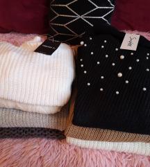 Razprodaja novih puloverjev