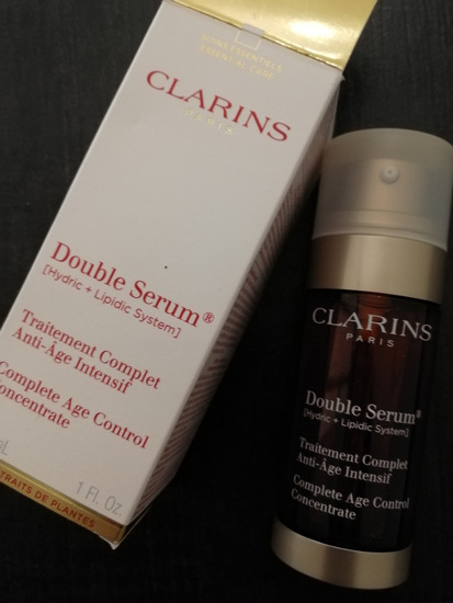 Double serum za obraz