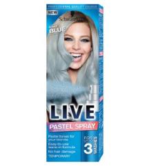 live pastel spray BABY BLUE