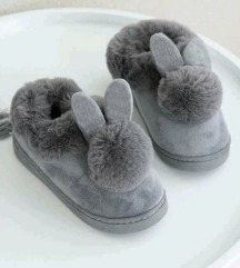 Copati - zajčki (zelo topli)