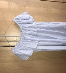 Zara obleka/tunika M