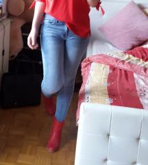 Jeans hlače 38