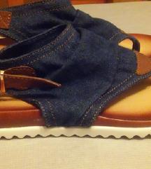 Sandali Jeans ne menjam