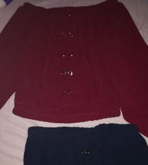 Srajcka pulover