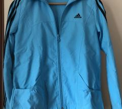 Tanjša jakna, modra, 164