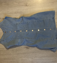 Nova jeans obleka