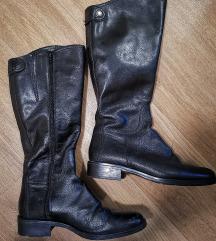 Mass usnjeni škornji