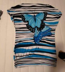 Majica metulj