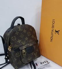 REZ.TINA Louis Vuitton nahrbtnik