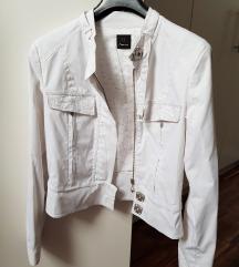 Bela prehodna jakna Fracomina