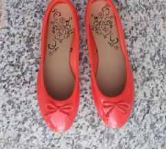 NOVE rdeče balerinke