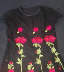 Prozorna majica M
