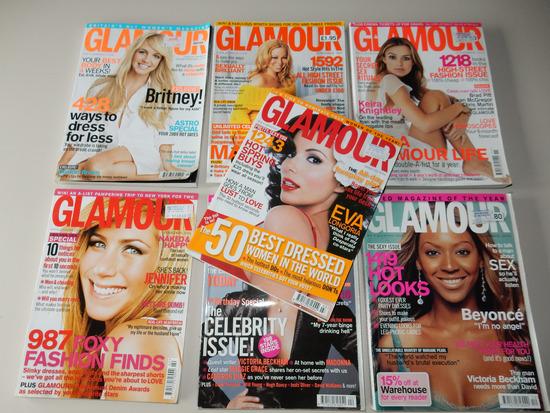 7 revij GLAMOUR ■MPC 42€ ■KOMPLET