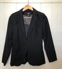 Črn suknjic