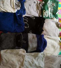 Konplet puloverjev